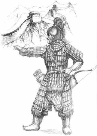 Modu Şanyü, Tarih